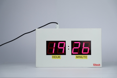 Synchronized Digital Clocks