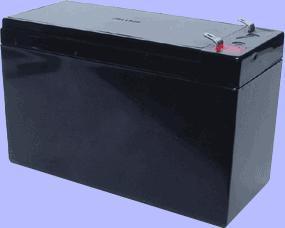 6 V 4.5AH and 12V 7AH Battery