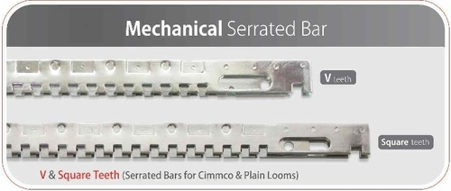 CIMMCO Serrated Bar