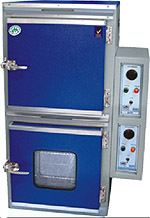 HOT AIR OVEN & INCUBATOR COMBINED