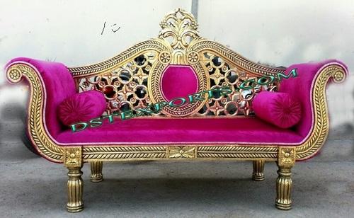 Indian Wedding Maharaja Chair