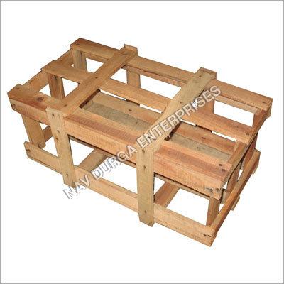 Wooden Storage Crates