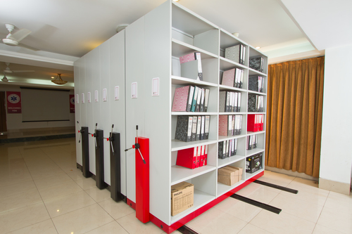 Mobile Compactor Shelving System