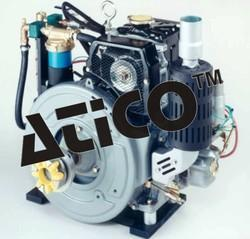 WATER COOLED FOUR STROKE DIESEL ENGINE