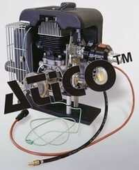TWO STROKE PETROL ENGINE