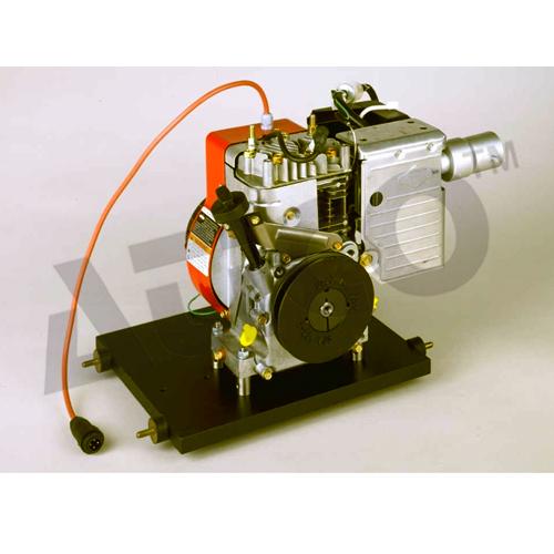 FOUR STROKE PETROL ENGINE