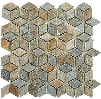 Natural Slate Mosaic