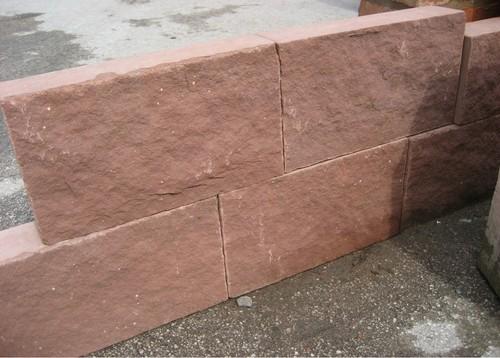 Natural Sandstone Walling