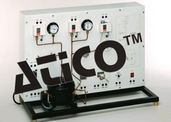 COMPRESSOR CONTROLS TRAINER