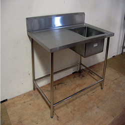 Stainless Steel Racks And Tables