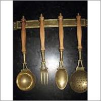 Brass Spoon