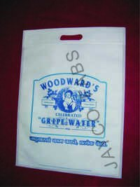 Nonwoven D Punch Bags