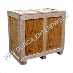 Fumigated Plywood  Box