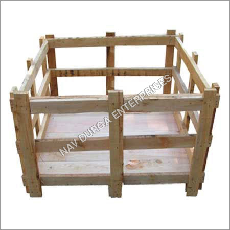 Wooden Packing Crates