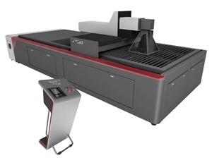 YAG Sheet Metal Laser Cutting Machines