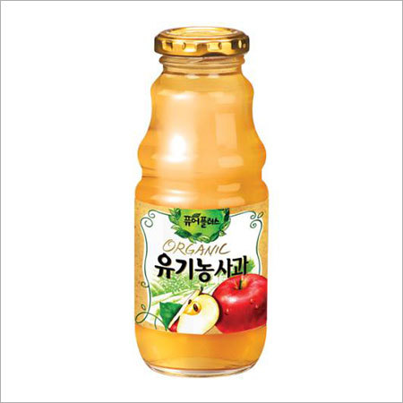 Organic Juice Apple 245ml