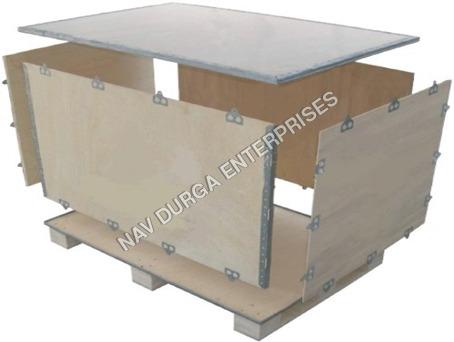 Nailless Plywood Box