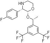 (2R,3S)-2-[(1R)-1-[3,5-Bis(trifluoromethyl)phenyl)ethoxy]-3-(4-fluorophenyl)morpholine