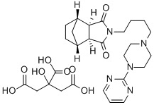 Tandospirone Citrate