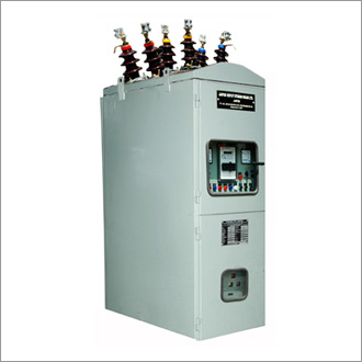 Outdoor Metal Clad Circuit Breaker Kiosk