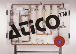 Circulating Pumps Training Panel