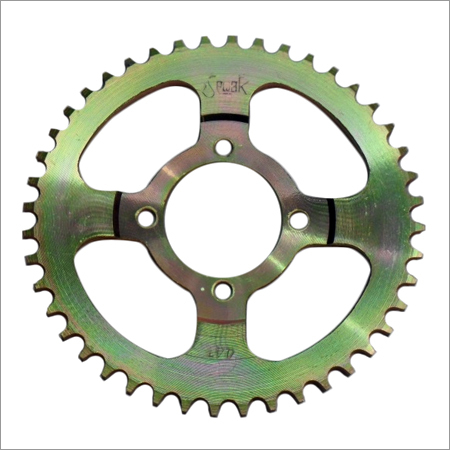 Rear Wheel Sprocket