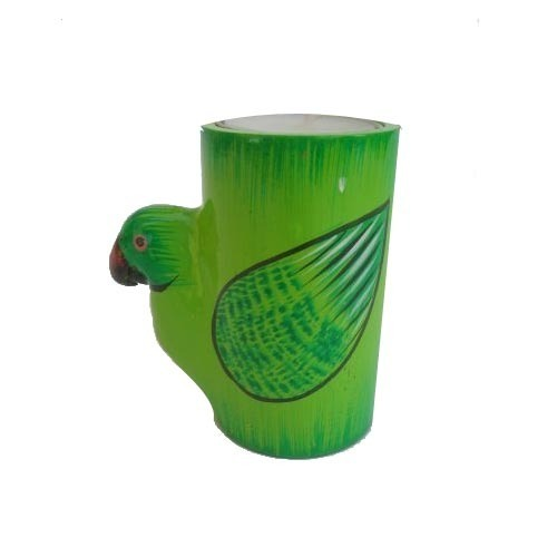 India Parrot T-Light Holder
