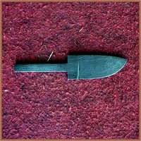 Stone Handle Knife