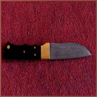 Wood Pocket Knife