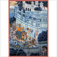 Traditional Miniature Paintings