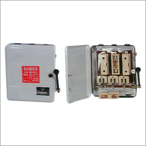 Rewirable Main Switch