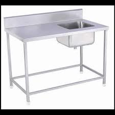 Single Sink With Table