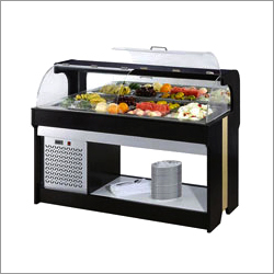 Food Type Salad Counter