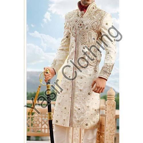 Men's Embroidered Sherwani