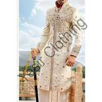 Men's Embroidered Sherwani