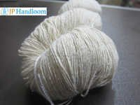 Nm 7/1 Mulberry Noil silk yarn