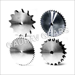 Loom Machinery Gears And Chain Sprockets