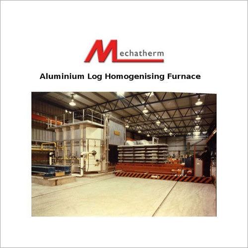 Aluminium Homogenising Furnace