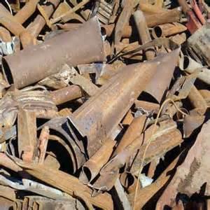 Heavy Metal Iron Scraps