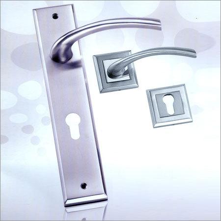 Steel Door Handles