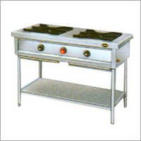Cooking Range ( Two Burners )