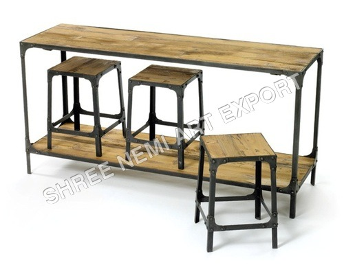 Industrial Bench & Table