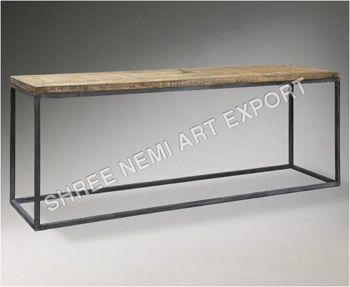 Industrial Furniture-Long Table