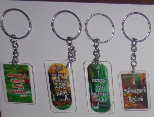 ACRYLIC  Key chains