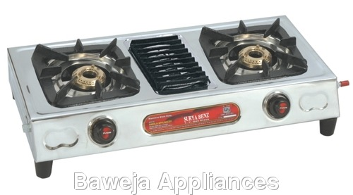 Two Burner Mini Supreme ( Heavy)