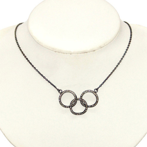 925 Sterling Silver Chain Necklace Jewelry