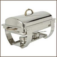 Dome Rectangular Lift Top Chafing Dishes