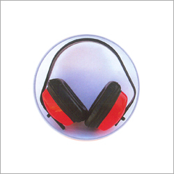 Ear Muff with Plastic Head Band