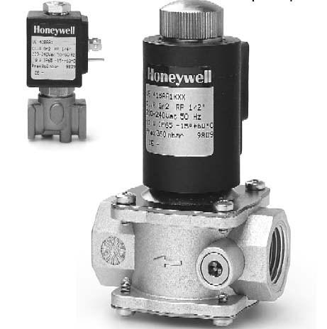 Honeywell Gas Valves