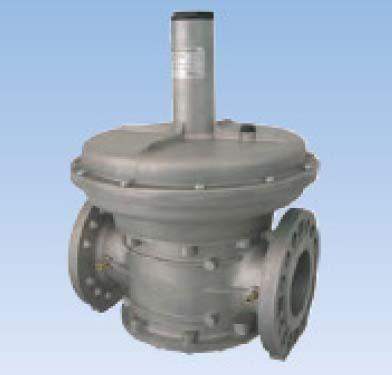 Honeywell Gas Pressure Regulator